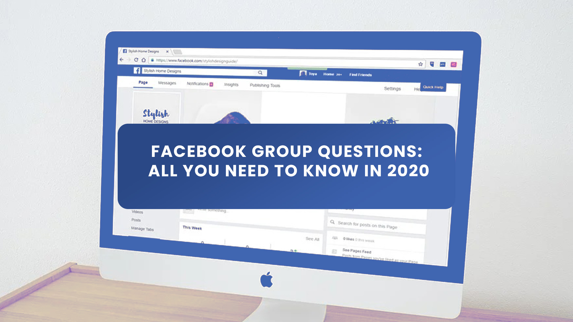 Facebook Group Questions: All You Need To Know In 2020