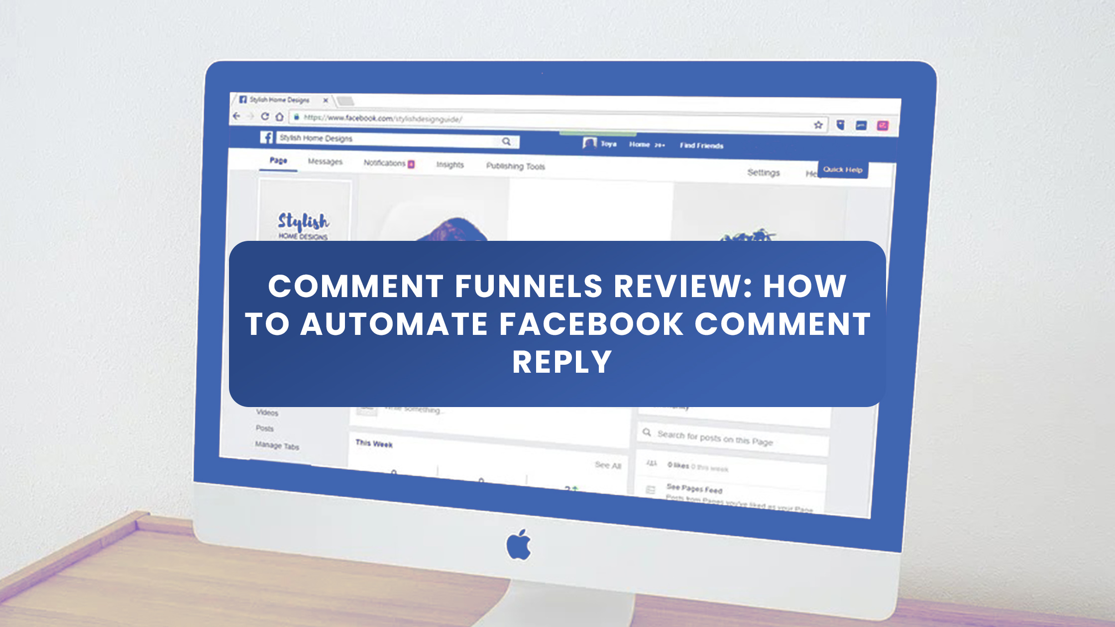Comment Funnels Review: How to Automate Facebook Comment Reply