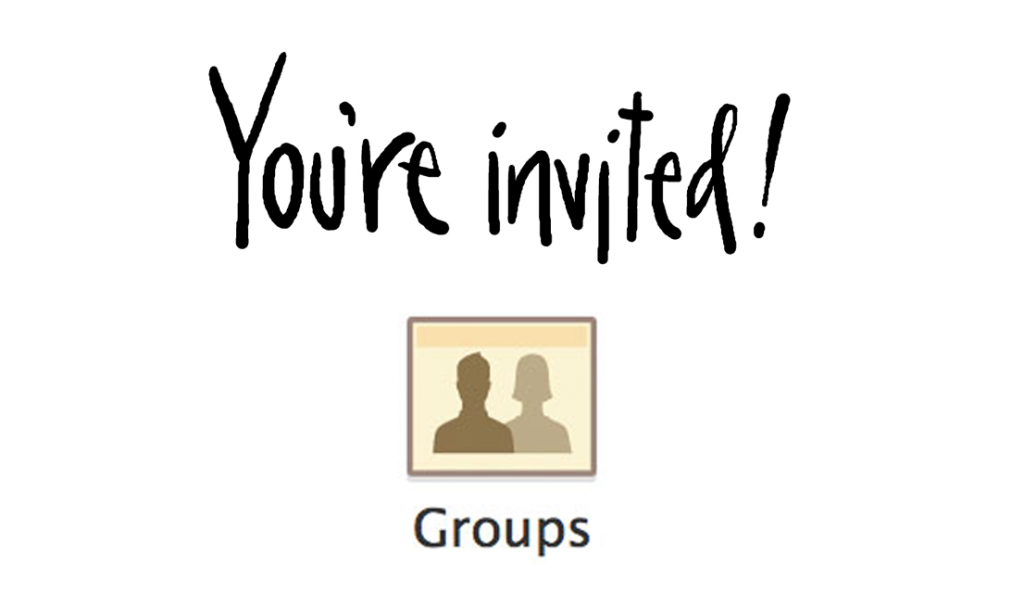 Facebook Group Invites
